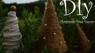 How To Shabby Chic Christmas Decorations DIY