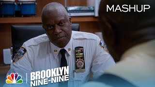 Brooklyn Nine-Nine - Holt's One-Liners: A Bold Personality (Mashup)