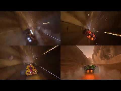 Видео № 1 из игры GRIP Combat Racing - Rollers Vs Airblades Ultimate Edition [NSwitch]