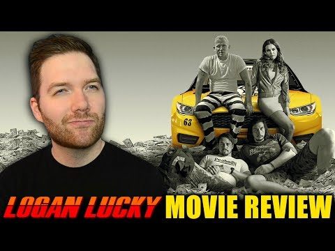 Logan Lucky - Movie Review