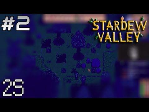 Stardew Valley | 2S | #2 Noční výpravy po farmě