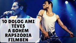 Bohém Rapszódia film ferdítései avagy Freddie Mercury és a Queen valódi arca