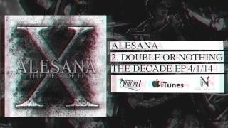 Alesana - Double Or Nothing (Track Video)