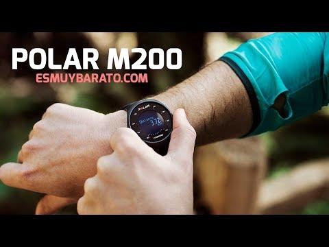 Review del reloj deportivo Polar M200 con GPS y pulsómetro integrados