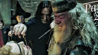 Mad Eye Moody's true identity revealed | Harry Potter and the Goblet of Fire | Part 2