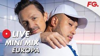 "MARTIN SOLVEIG & JAX JONES   EUROPA | ""ALL DAY AND NIGHT"" | LIVE MIX | RADIO FG"