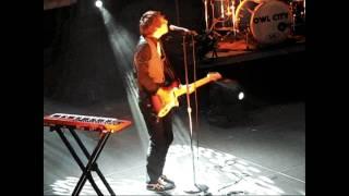 The Technicolor Phase - Owl City @ Ram's Head Live!