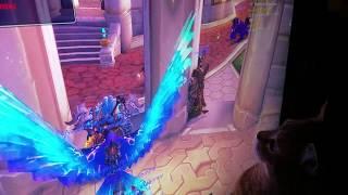 Emperor Balloon vs Warcraft mounts - Video Youtube