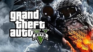 GTA5 왁튜브 독점 작업 : 스피드 스나전 : [우왁굳]