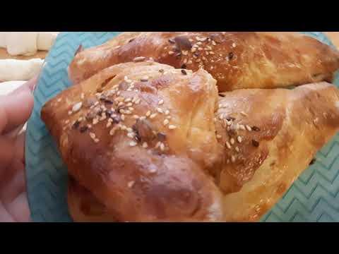 Самса очень вкусный и простой рецепт