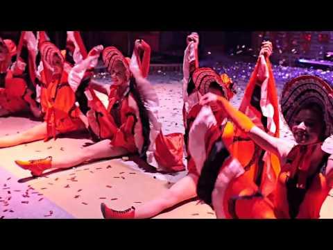 """Шоу-балет """"Las Chicas"""", відео 1"""