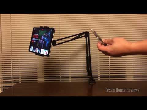 Benks Lazy iPad Mount, Table Holder, Universal Long Arm