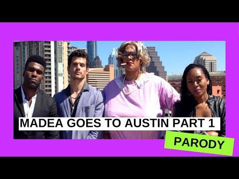 MADEA GOES TO AUSTIN (A GoziTV PARODY)