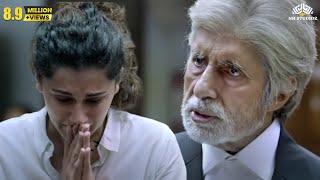 Tapsee Emotional Statement In Court | Amitabh Bachchan Case Hearing Scene 3 | Pink Movie