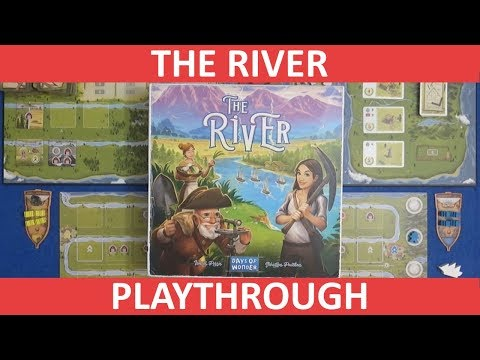 The River - Playthrough - slickerdrips