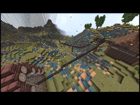 Map Of Africa Games.Cinematic African Land Survival Games Map Minecraft Project