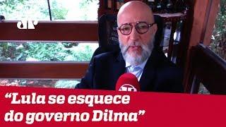 Josias: Lula se esquece do governo Dilma ao falar do desemprego