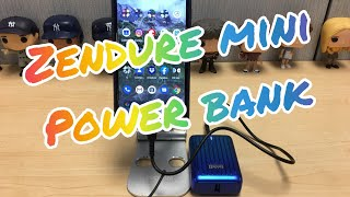 Zendure Portable Supermini 10,000mAh  PowerBank Charger Update