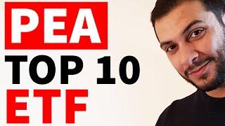 Les 10 meilleurs ETF pour PEA (+ 3 stratégies à copier)