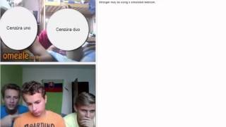 Omegle Top moments cz/sk