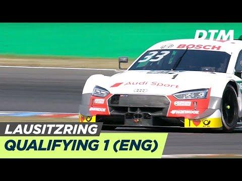 DTM Lausitzring 2019 - Qualifying Race 1 - RE-LIVE (English)