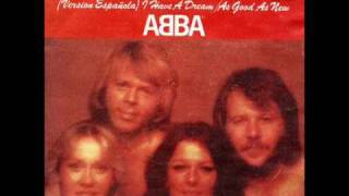 """ABBA """"Estoy Soñando"""" & """"As Good As New"""""""