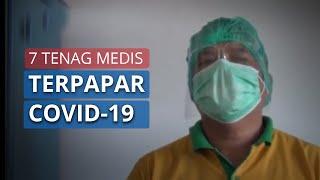 Setelah Tangani Pasien Positif Virus Corona, 7 Tenaga Medis di Bali Ikut Terpapar Covid-19