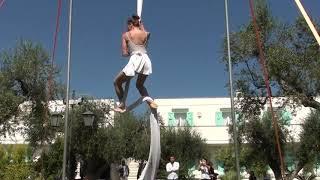 Artisti di strada Puglia e Sud Italia video preview