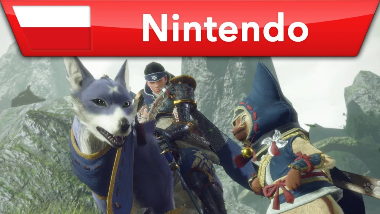 Monster Hunter Rise – zwiastun premierowy | Nintendo Switch