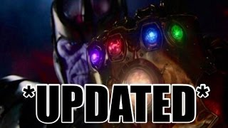WHERE ARE THE INFINITY STONES IN THE MARVEL CINEMATIC UNIVERSE *UPDATED EDITION*