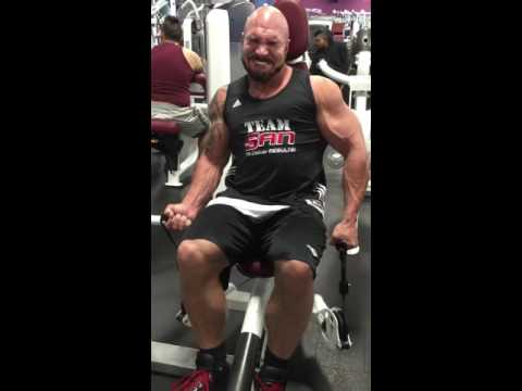Alternating Seated Cable Curl