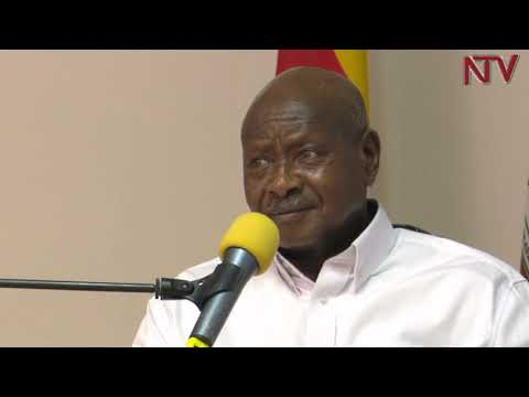 Kuteesa told me the money was a donation not a bribe - Museveni