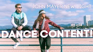 John Mayer   New Light (Dance Content!)
