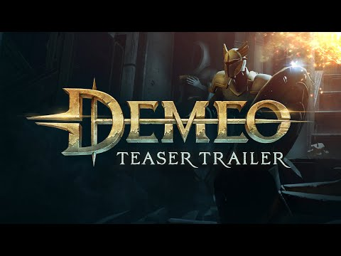 Announce Teaser de Demeo