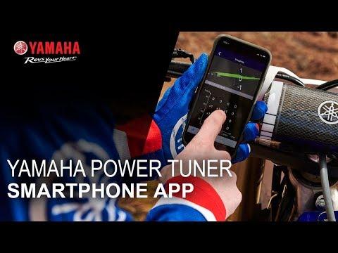 2022 Yamaha YZ450F Monster Energy Yamaha Racing Edition in Ishpeming, Michigan - Video 2