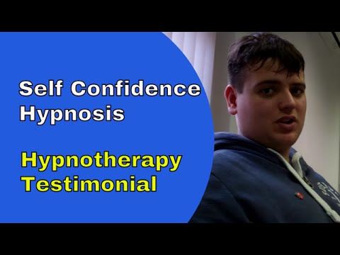 Confidence hypnotherapy in Ely helps Ben
