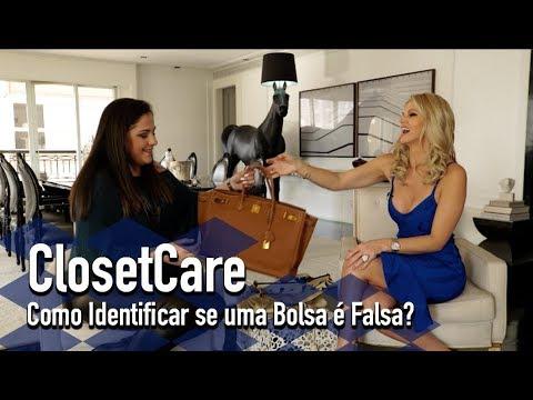 ClosetCare - Como Identificar se uma Bolsa é Falsa?