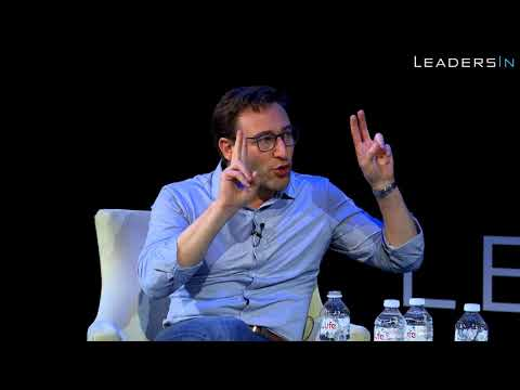 "Still Image from the video: Simon Sinek on the status quo: ""I'm Raging against Reality"""