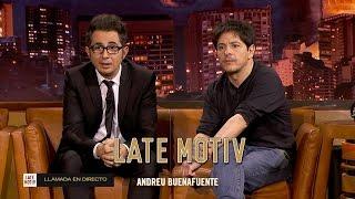 LATE MOTIV   Un Dúo Grande, Juan Carlos Ortega Y Berto Romero | #LateMotivNavidad