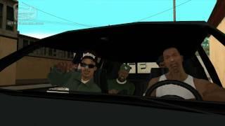 GTA San Andreas - Walkthrough - Mission #5 - Drive-thru (HD)