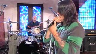 Gambar cover Red Hot Chili Peppers - scar tissue (AOL sessions live)