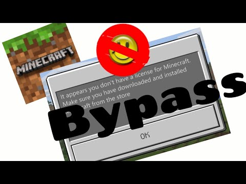 (PATCHED) How to bypass the MCPE license verification without Lucky Patcher