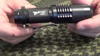 CREE XML T6 Led Taschenlampe