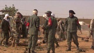 STEEL - Десятки человек стали жертвами теракта в Мали