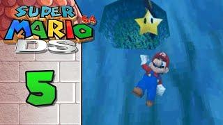 Super Mario 64 DS ITA [Parte 5 - Baia Pirata]