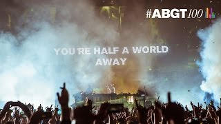 "#ABGT100: Above & Beyond pres. OceanLab ""Satellite"" (ilan Bluestone Remix) at Madison Square Garden"