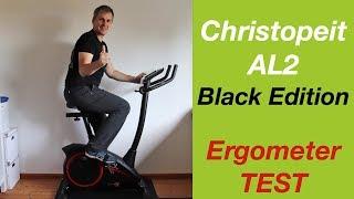 Christopeit Ergometer AL2 Test   #ergometertest