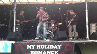 My Holiday Romance Band