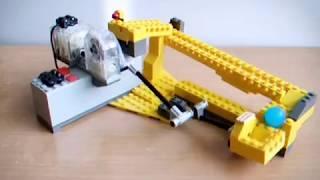 25 MOC with Lego 4094