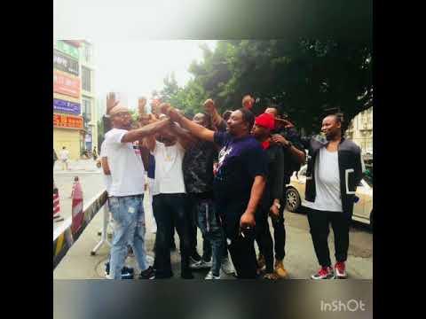 CHINA ZONE LP 2 AYE AXE MEN EGEDE DOLLAR MAN RGM 215 TO 218 BLACK AXE